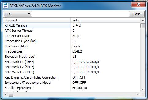 Using RTKLib with Novatel OEM device as base